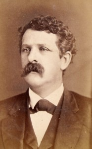 Jerome Tourtellotte, 1875 (Photo: Connecticut State Library, Picture Group 540)