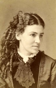Sophia Stoddard Gillette, 1873. Courtesy of Harriet Beecher Stowe Center. Used with permission.